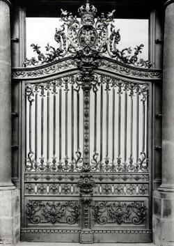 Portal des Berliner Stadtschlosses, heute nicht mehr vorhanden