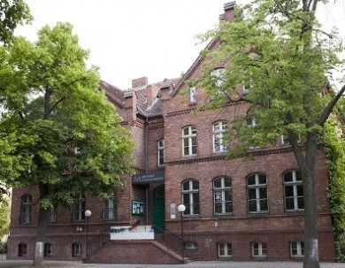 Museum Reinickendorf Straßenseite © Museum Reinickendorf