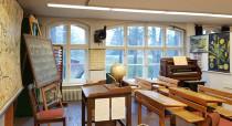Historisches Klassenzimmer © Museum Reinickendorf
