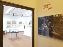 Blick in den Hannah-Höch-Raum Foto Claudia Wasow-Kania © Museum Reinickendorf
