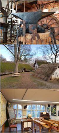 Workshops im Museum Reinickendorf Fotos Wasow-Kania