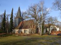 Dorfkirche Wittenau © Christiane Borgelt