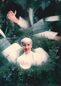 Liselotte und Armin Orgel-Köhne, Wie ich mich in meinem Garten auflöse, 1971© Museum Reinickendorf
