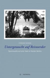 Buchcover_Untergetaucht auf Reiswerder_Metropol Verlag