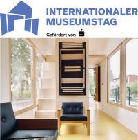 Internationaler Museumstag Logo und TINYHOUSE