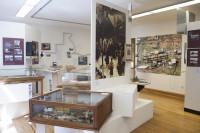 Raum 20. Jahrhundert Foto Patricia Schichl © Museum Reinickendorf